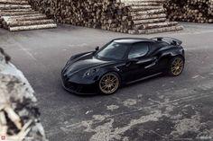Alfa Romeo 4c, Alfa Romeo Cars, My Dream Car, Dream Cars, Alfa Alfa, Motor Works, Gt Cars, Car Tuning, Super Sport