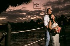 Azul Sensatori bridge at night. MTM Photography Wedding day ideas. Azul Sensatori Wedding photographer in Cancun, Playa del Carmen, Puerto Morelos, Puerto Aventuras and Tulum. 100% Satisfaction Guaranteed. guaranteed!!! www.momentsthatmatterphotography.com