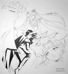 Arte Sailor Moon, Sailor Moon Stars, Sailor Moon Fan Art, Sailor Moon Manga, Sailor Moon Crystal, Sailor Moon Background, Sailor Moon Wallpaper, Sailor Moon Coloring Pages, Princess Serenity