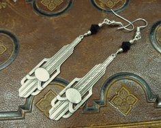 http://www.etsy.com/listing/62451302/art-deco-fan-earring-art-deco-jewelry, $14