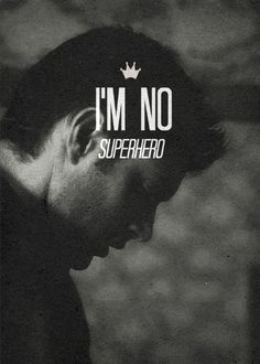 """I'm No Superhero #Supernatural #DeanWinchester [""""Don't make people into heroes, (Sam); heroes don't exist and if they did, I wouldn't be one.""""]"""
