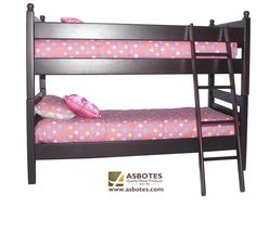 Manhattan Double Bunk (Exclude bedding & mattresses) Available in various colours. For more details contact us on (021) 591-0737 or go to our website www.asbotes.com Double Bunk, Mattresses, Bunk Beds, Manhattan, Bedding, Colours, Website, Furniture, Home Decor