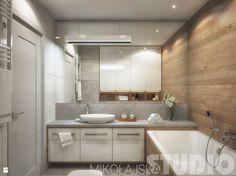 fińska łaźnia w łazience - zdjęcie od MIKOŁAJSKAstudio - Łazienka - Styl…