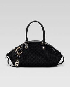 Gucci Sukey Medium Boston Bag - Neiman Marcus-
