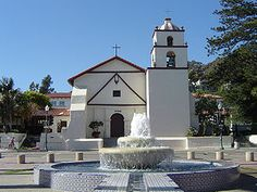 """Mission San Buenaventura is a Spanish mission founded by the Franciscan order in present-day Ventura, California. Founded on March 31, 1782, it was the ninth Spanish mission established in California, and the last to be established by Father Junípero Serra. Named for Saint Bonaventure, the mission is the namesake of the city of Ventura (officially """"San Buenaventura"""") and Ventura County."""