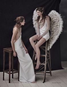 Фотосессия в Vogue Russia (Интернет-журнал ETODAY)