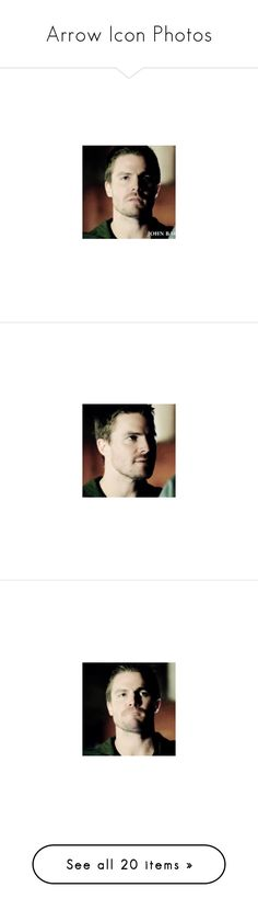 """""""Arrow Icon Photos"""" by burnt-in-the-crossfire ❤ liked on Polyvore"""