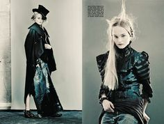 'The-Ultimate-Black'-Jean-Campbell-by-Paolo-Roversi-for-Vogue-Italia-March-2014