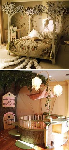Cute child bed ideas