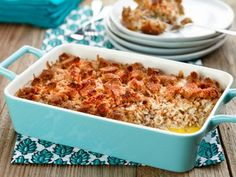 Italian sausage and egg bake recipe egg bake recipe giada de farro with cheese and herbs forumfinder Gallery