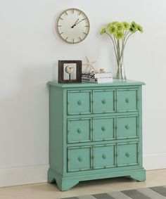 Look at this Navassa Divided Three-Drawer Chest on #zulily today!