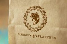 Market & Platters on Branding Served