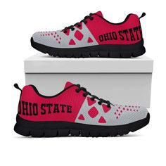 1290ca9a 15 Best Ohio State shoes images in 2019