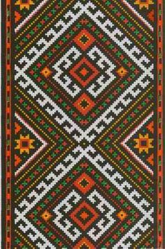 Ивано-Франковская область (узор 5)