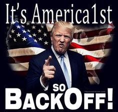 Now, that's our President. Thank you President Trump for fighting for us. Pro Trump, Trump We, Vote Trump, Trump Is My President, Greatest Presidents, Trump Train, Back Off, Conservative Politics, American Pride