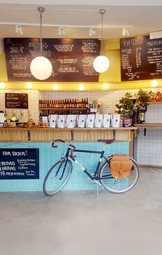 3 ganz besondere Cafés in Oslo – Peloton