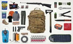 Building Your Own Bug-Out Bag   Cool Material