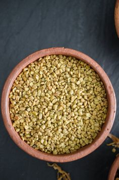 Fenugreek - Пажитник - Bockshornklee