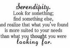serendipity quotes - Bing Images