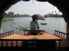 India: In the Backwaters of Kerala, Bliss on a Houseboat; Ginger Chai and Golden Fried Bananas
