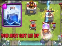 Anti Meta Deck - Counter Your Opponents With Lightning - Clash Royale