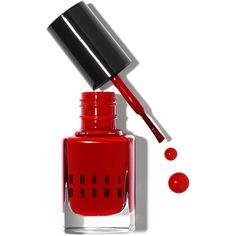 Bobbi Brown LIMITED EDITION Nail Polish (197.400 IDR) ❤ liked on Polyvore featuring beauty products, nail care, nail polish, makeup, nails, beauty, cosmetics, fillers and bobbi brown cosmetics
