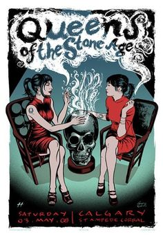 Stone Age Queens