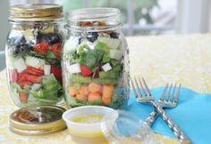 25 Vegetarian Mason