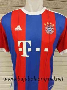 ac82201fc Bajubolaoriginal.net jual Jersey Bayern Munchen Home 2014-2015 Grade Ori  murah   bergaransi