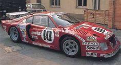 Ferrari 308 GTB Turbo Group 5 at Daytona '81
