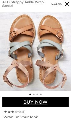 Sandals|american eagle|size:7