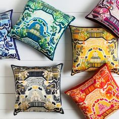 Shop for Decorative Campbell 22-inch Poly or Down Filled Throw Pillow. Get free shipping at Overstock.com - Your Online Home Decor Outlet Store! Get 5% in rewards with Club O!