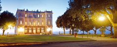 Park Hotel Villa Grazioli outside of Rome....it really is this gorgeous in real life!