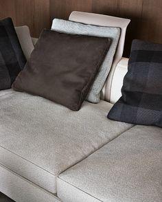 Minotti living room inspiring ideas - Isaloni, Salone del Mobile, fuorisalone, Milan Design Week, Milan, tortona