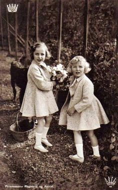 Princesses Ragnhild and Astrid of Norway