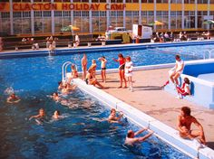 This book Our true intent is all for Your Delight: The John Hinde Butlin's Photographs is truly a delight! What a great find