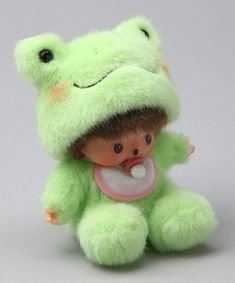 Never hear of them until I saw them on Zulily today, but they sure are cute! Beanie Babies, Cute Stuffed Animals, Cute Animals, Cute Frogs, Green Frog, Frog And Toad, Plushies, Softies, Clowns