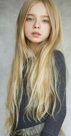 Preferred Hair Brown Long Straight Wig of Human Hair with Baby Hair Brazilian Ombre Lace Front Wig for Women Beautiful Little Girls, Beautiful Girl Image, Cute Little Girls, Photographie Portrait Inspiration, Little Girl Models, Child Models, Young Girl Fashion, Preteen Girls Fashion, Cute Young Girl