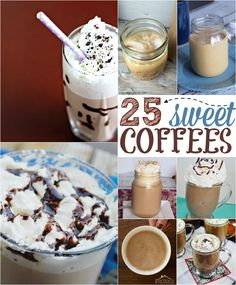 Do you like your coffee extra sweet? Try one of these sweet coffee recipes to celebrate National Coffee Day!