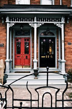 Cabbagetown, Toronto houses | Toronto Architecture - Toronto Architecture Highlights Downtown