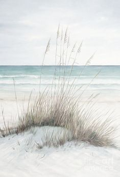 Signs that You Love the Beach Read More at: homes-makeovers.b… Signs that You Love the Beach Read More at: homes-makeovers.b…,Kunst / Artwork Signs that You Love the Beach Read More at: homes-makeovers. Art Plage, Beach Scene Painting, Beach Paintings, Seascape Paintings, Ocean Colors, Calming Colors, Beach Reading, Am Meer, Beach Scenes