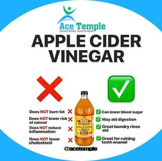 Apple cider vinegar for heartburn is one of the best remedies to get fast relief. Read more about this and other effective home remedies that really help. Acid Reflux Recipes, Tooth Enamel, Impatience, Lower Blood Sugar, Heartburn, Apple Cider Vinegar, Cholesterol, Fat Burning, Cancer