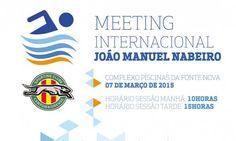 Natação: Vem aí o II Meeting Internacional João Manuel Nabeiro