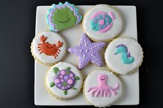 Bake With Ginger: Under the Sea Baby Shower