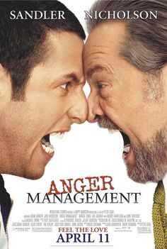 Anger Management Movie Poster - Internet Movie Poster Awards Gallery