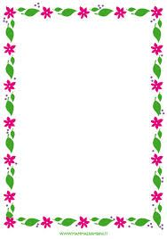 Risultati immagini per cornici di fiori cornici di fiori for Cornici per foto colorate