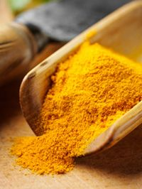 3 Reasons to Eat Turmeric  Turmeric (Curcuma longa) is a culinary spice that spans cultures - it is a major ingredient in Indian curries, and makes American mustard yellow. But evidence is accumulating that this brightly colored relative of ginger is a promising disease-preventive agent as well, probably due largely to its anti-inflammatory action.