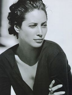 Harper's Bazaar - Little me - Christy Turlington - May 1993