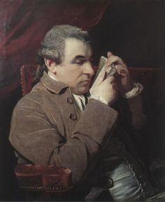310. (Sir Joshua Reynolds) Joseph Baretti [1773]