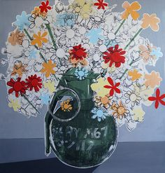 #artist Kestin Cornwall #painting